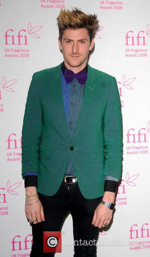 Henry Holland Fifi fragrance awards 2008 at the...