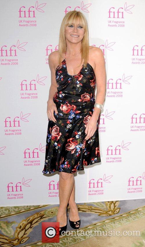 Michelle Collins Fifi fragrance awards 2008 at the...