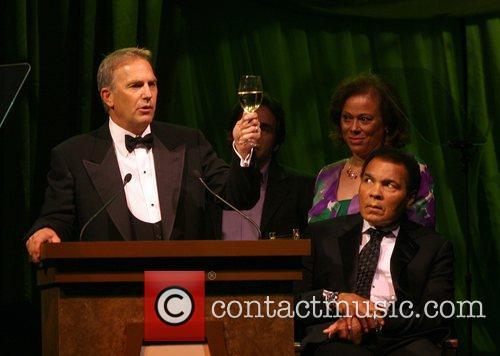 Kevin Costner and Muhammad Ali 3