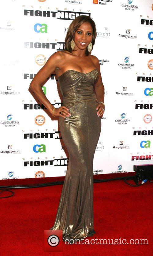 Holly Robinson Peete Fight Night XIV held at...