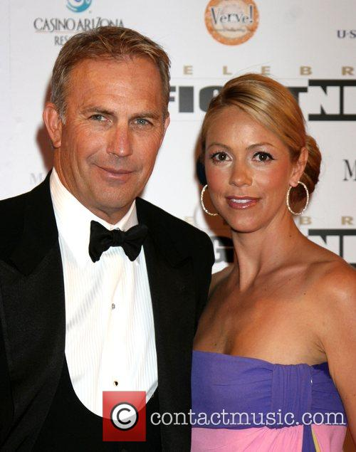 Kevin Costner Christine and Kevin Costner 3