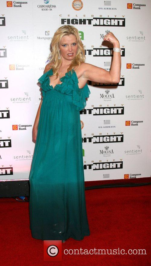 Melissa Peterman Fight Night XIV held at the...