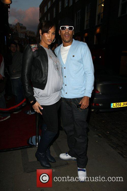 Javine Hylton and Mc Harvey 3