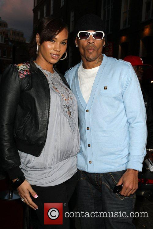 Javine Hylton and Mc Harvey 5