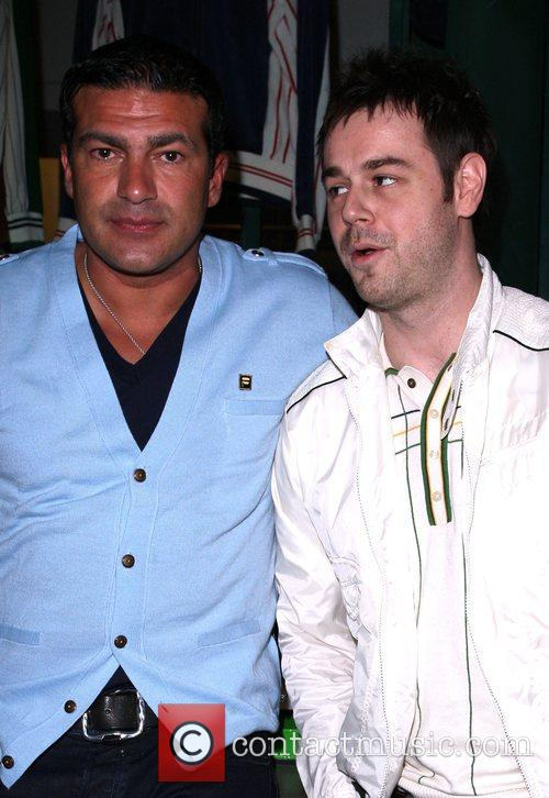 Tamer Hassan and Danny Dyer 1