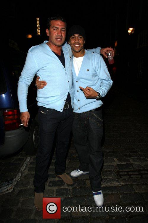 Tamer Hassan and Mc Harvey 11