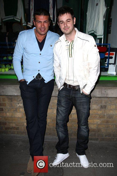 Tamer Hassan and Danny Dyer 4