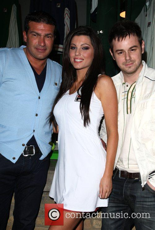 Tamer Hassan, Fila Model and Danny Dyer 7