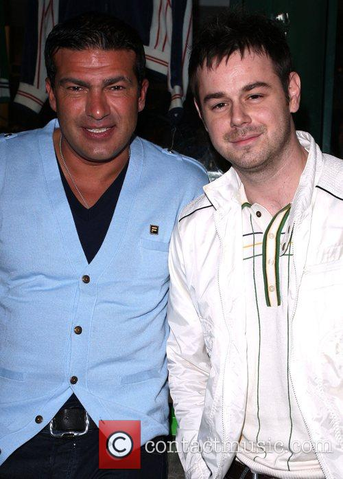 Tamer Hassan and Danny Dyer 9