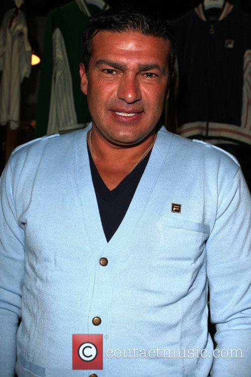Tamer Hassan Fila host a party to celebrate...