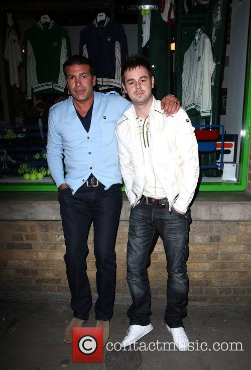 Tamer Hassan and Danny Dyer 5