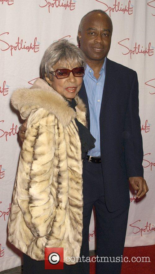 Ruby Dee and Charles Burnett