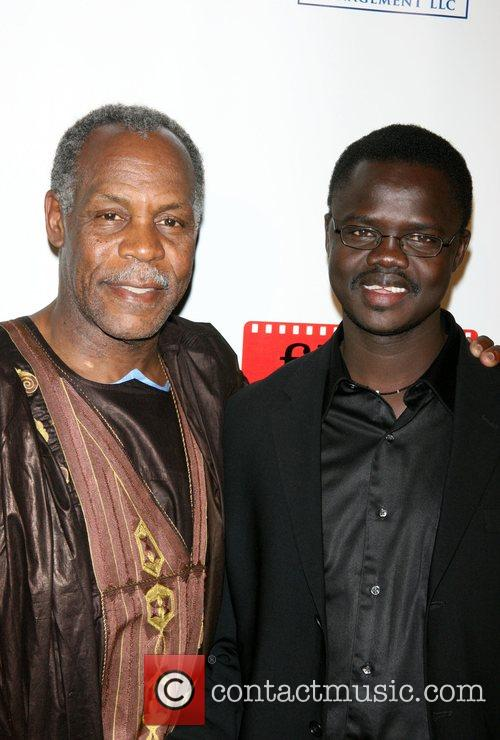 Danny Glover and Valentino Achak Deng 3
