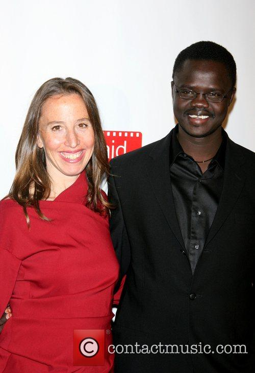 Caroline Baron, Founder Of Filmaid and Valentino Achak Deng