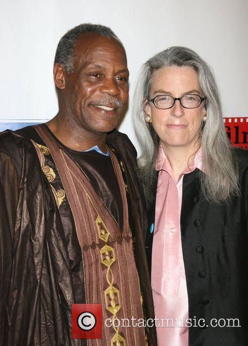 Danny Glover and Joslyn Barnes 9