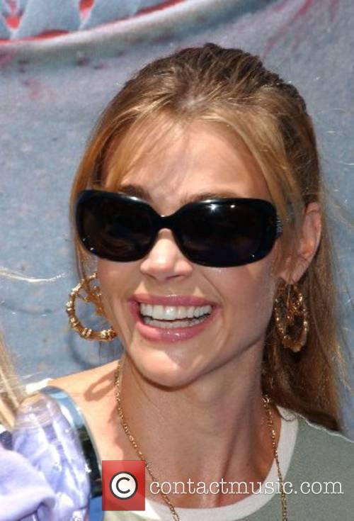 Denise Richards Launch of the Finding Nemo Submarine...