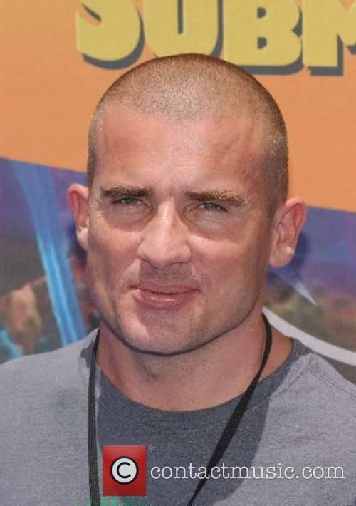 Dominic Purcell Launch of the Finding Nemo Submarine...