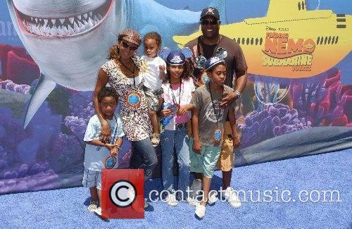 Holly Robinson Peete and family Launch of the...