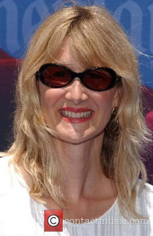 Laura Dern Launch of the Finding Nemo Submarine...