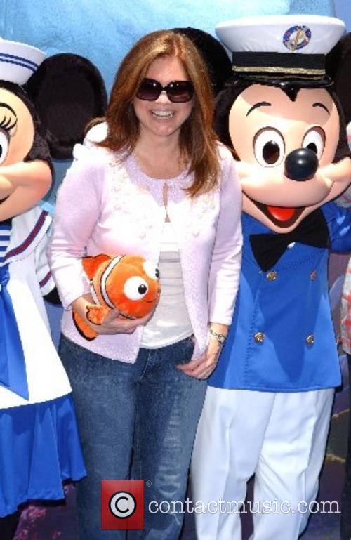 Valerie Bertinelli Launch of the Finding Nemo Submarine...