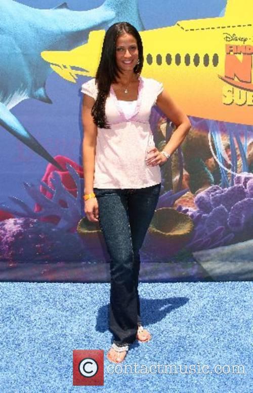Dayanara Torres 'Finding Nemo Submarine Voyage' opening held...