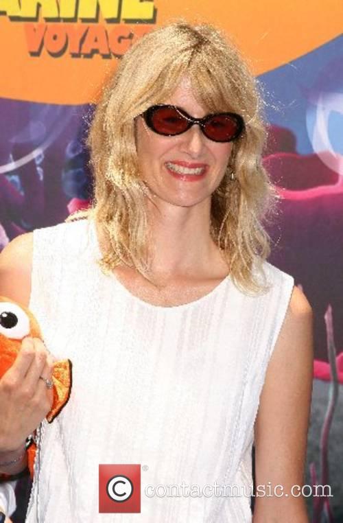 Laura Dern 'Finding Nemo Submarine Voyage' opening held...