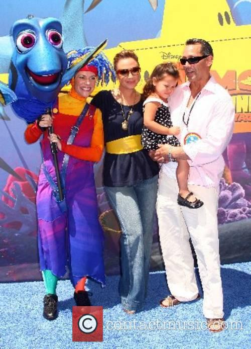 Leah Remini and Guests 'Finding Nemo Submarine Voyage'...