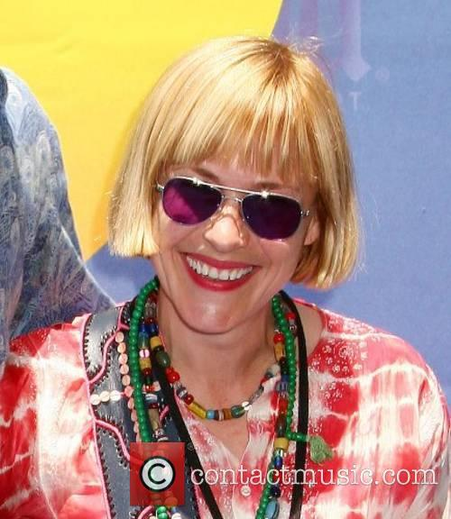 Patricia Arquette 'Finding Nemo Submarine Voyage' opening held...