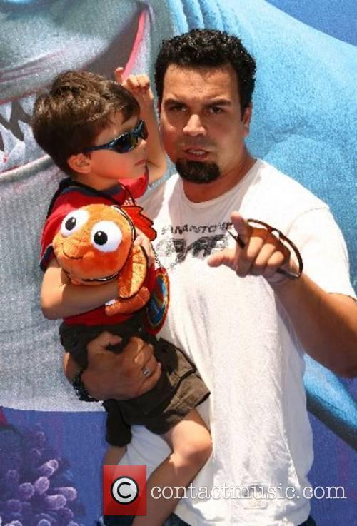 Ricardo Chavira 'Finding Nemo Submarine Voyage' opening held...