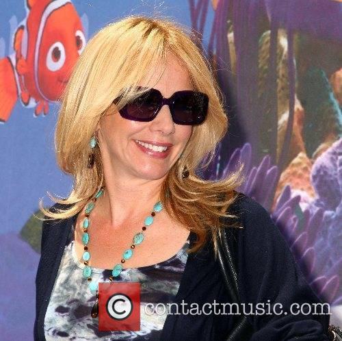 Rosanna Arquette 'Finding Nemo Submarine Voyage' opening held...
