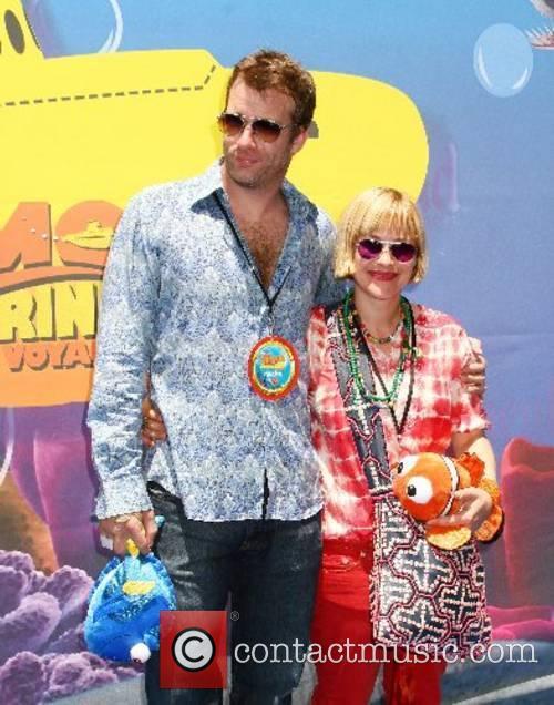 Thomas Jane and Patricia Arquette 'Finding Nemo Submarine...