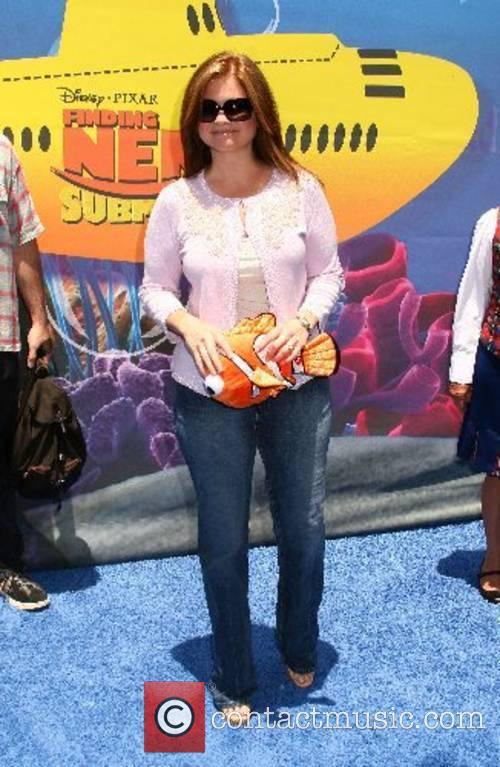 Valerie Bertinelli 'Finding Nemo Submarine Voyage' opening held...