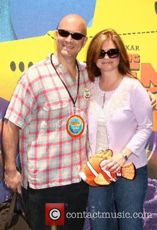 Valerie Bertinelli and Guest 'Finding Nemo Submarine Voyage'...