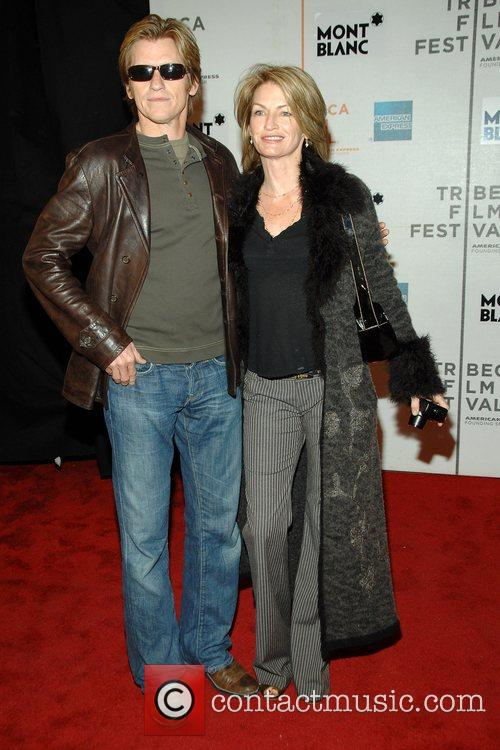 Denis Leary, Ann Lembeck Tribeca Film Festival 2008...