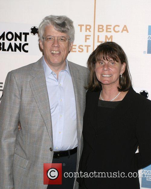 Peter Tolan and Leslie Tolan Tribeca Film Festival...