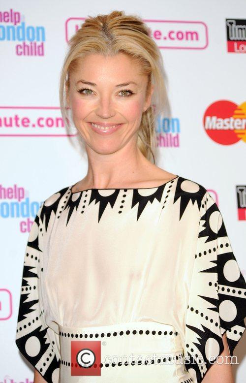 Tamara Beckwith Launch night of London Restaurant Week...