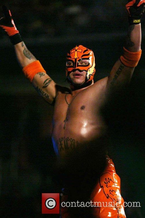 Rey Mysterio WWE presents Cyber Sunday Live at...