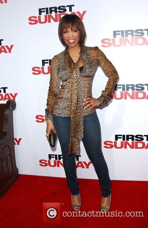 Elise Neal LA Premiere of 'First Sunday' at...