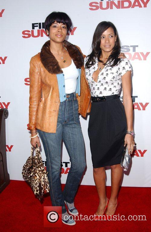 Kelis and Dania Ramirez 3