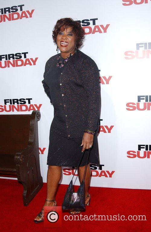 Loretta Devine LA Premiere of 'First Sunday' at...