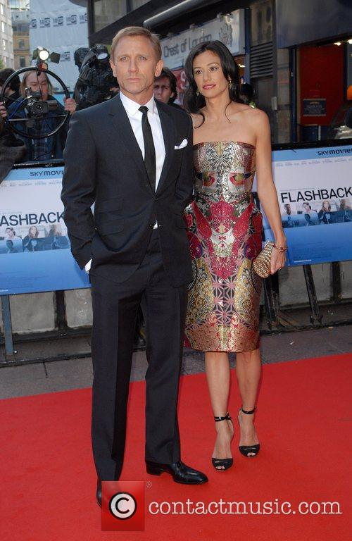 Daniel Craig and Satsuki Mitchell 9