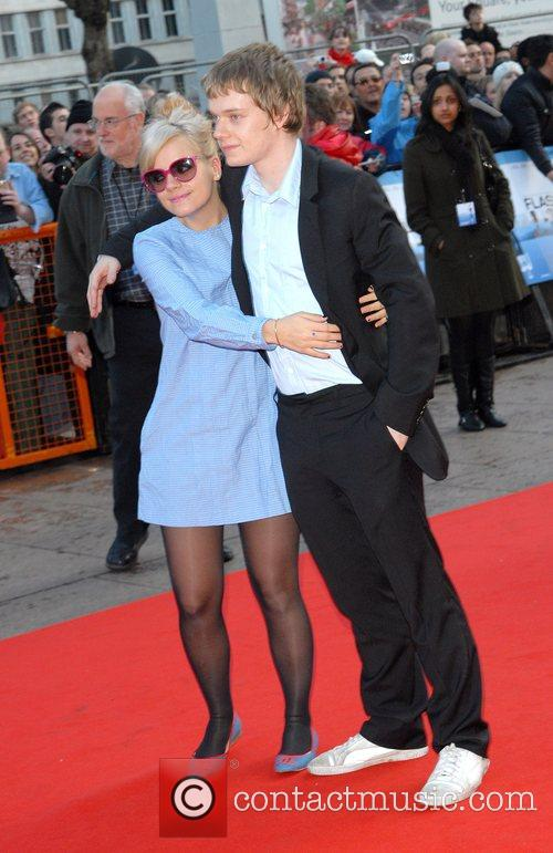 Lily Allen and Alfie Allen 10
