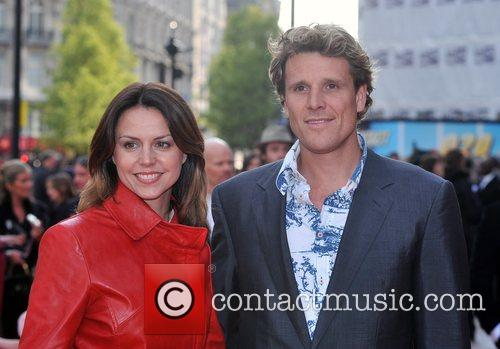 Beverley Turner and James Cracknell 4