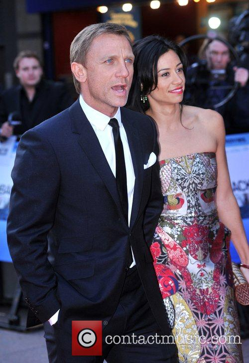Daniel Craig and Satsuki Mitchell 7