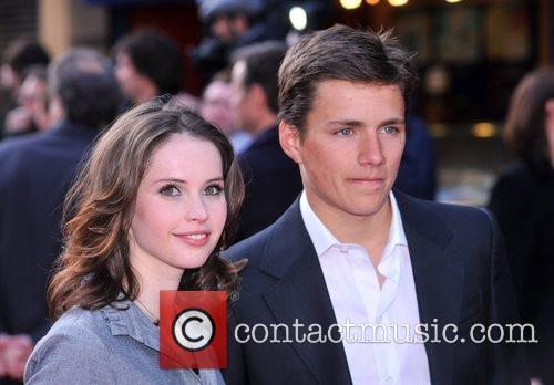 Felicity Jones and Harry Eden 3