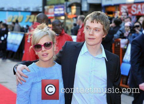 Lily Allen and Alfie Allen 10