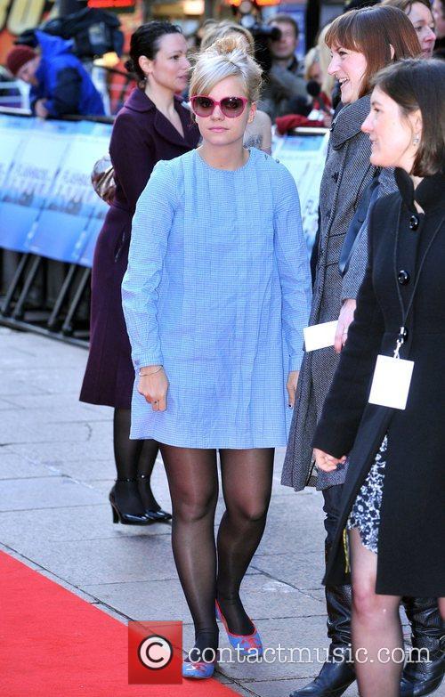 Lily Allen, Empire Leicester Square