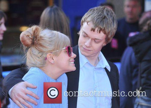 Lily Allen and Alfie Allen 4