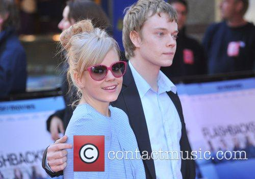 Lily Allen and Alfie Allen 3
