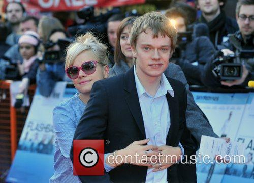 Lily Allen and Alfie Allen 6
